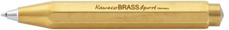 Kaweco Brass Sport Ballpoint Pen - Brass