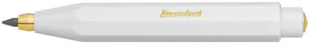 Kaweco Classic Sport Clutch Pencil - White