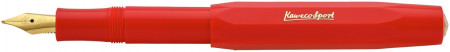 Kaweco Classic Sport Fountain Pen - Red