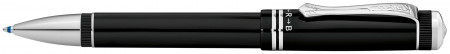 Kaweco DIA 2 Multipen - Black Chrome Trim