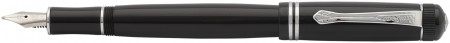 Kaweco DIA 2 Fountain Pen - Black Chrome Trim