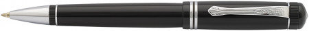 Kaweco DIA 2 Ballpoint Pen - Black Chrome Trim