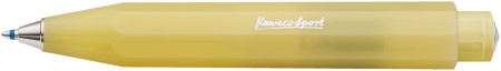 Kaweco Frosted Sport Ballpoint Pen - Sweet Banana