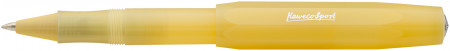 Kaweco Frosted Sport Rollerball Pen - Sweet Banana