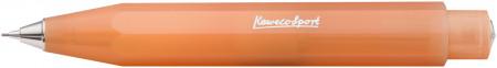 Kaweco Frosted Sport Pencil - Soft Mandarine