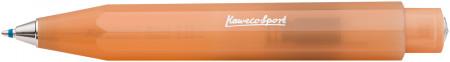 Kaweco Frosted Sport Ballpoint Pen - Soft Mandarine
