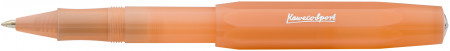 Kaweco Frosted Sport Rollerball Pen - Soft Mandarine