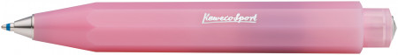 Kaweco Frosted Sport Ballpoint Pen - Blush Pitaya