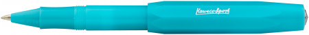 Kaweco Frosted Sport Rollerball Pen - Light Blueberry