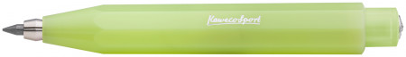 Kaweco Frosted Sport Clutch Pencil - Fine Lime