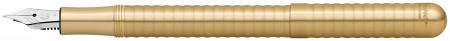 Kaweco Liliput Fountain Pen - Brass Wave