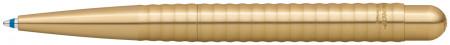 Kaweco Liliput Ballpoint Pen - Brass Wave