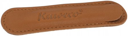 Kaweco Eco Leather Pouch for Liliput Pens - Brandy - Single