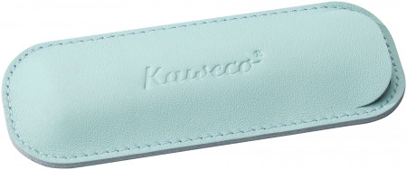 Kaweco Eco Leather Pouch for Sport Pens - Tender Mint - Double