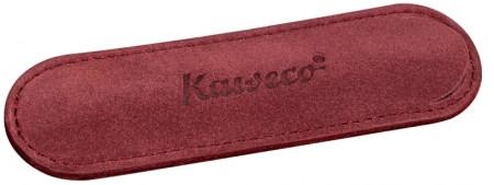 Kaweco Eco Velours Pouch for Sport Pens - Bordeaux - Single