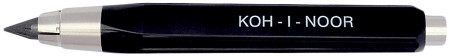 Koh-I-Noor 5344 Mechanical Clutch Leadholder - 5.6mm - Black