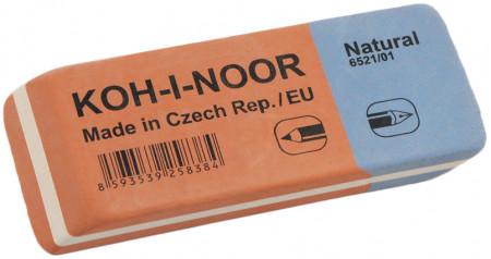 Koh-I-Noor 6521 Combined Eraser - Large