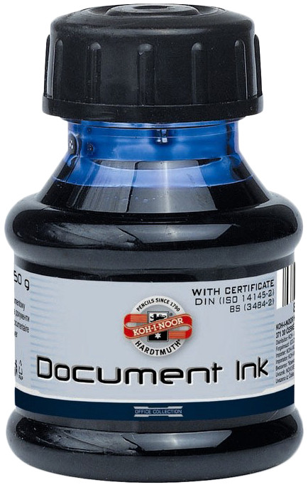 Koh-I-Noor Fountain Pen Ink (50ml)