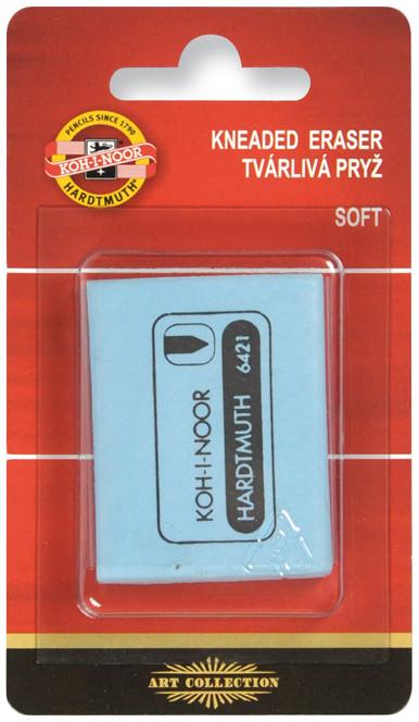 Koh-I-Noor 6421 Kneaded Eraser - Single (In Blister)