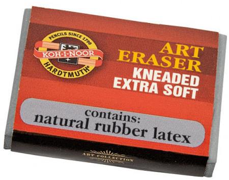Koh-I-Noor 6423 Kneaded Eraser - Single (In Card)