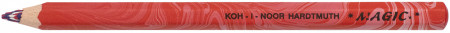 Koh-I-Noor 3405 Jumbo Special Coloured Magic Pencil - America Red