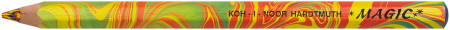 Koh-I-Noor 3406 Jumbo Special Coloured Magic Pencils - Assorted Colours (Tube of 30)