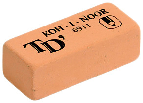 Koh-I-Noor 6911 Soft Eraser