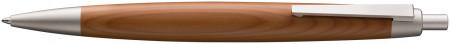 Lamy 2000 Ballpoint Pen - Taxus Wood Chrome Trim