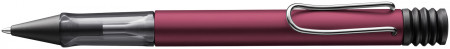 Lamy AL-star Ballpoint Pen - Black Purple