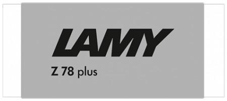 Lamy Z78 Eraser