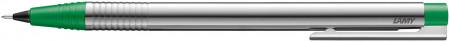 Lamy Logo Mechanical Pencil - Matte Green Chrome Trim - 0.7mm