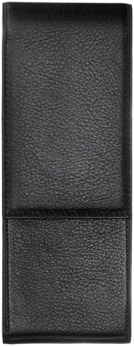 Lamy Leather Pen Case for Two Pens - Black