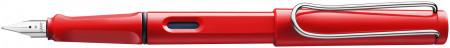 Lamy Safari Fountain Pen - Red