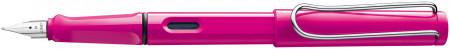 Lamy Safari Fountain Pen - Pink