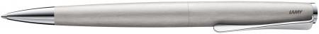 Lamy Studio Ballpoint Pen - Brushed Stainless Steel