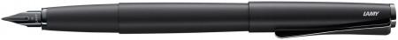 Lamy Studio Fountain Pen - All Black