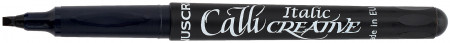 Manuscript Callicreative Calligraphy Marker Pen - Medium - Black