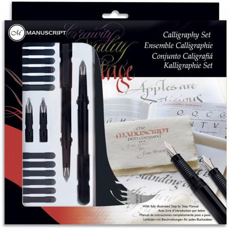Manuscript Masterclass Calligraphy Set - Left Handed