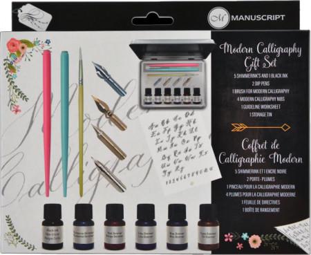 Manuscript Modern Calligraphy Gift Set