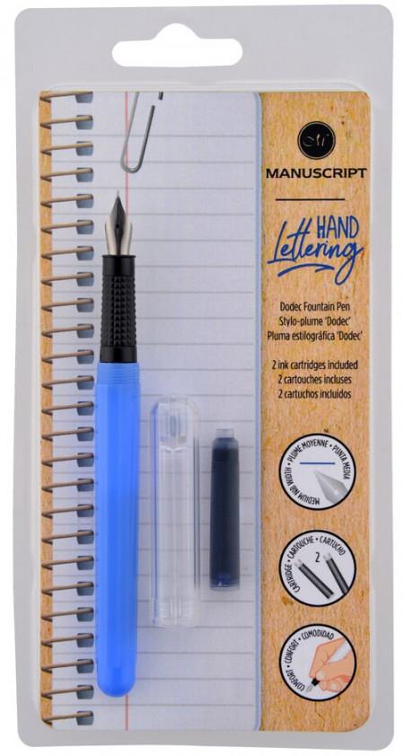 Manuscript Dodec Fountain Pen