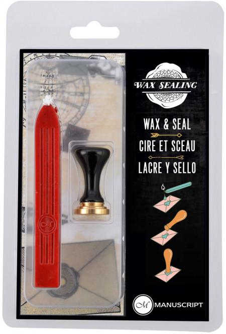 Manuscript Classic Wax Sealing Set