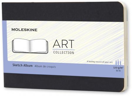 Moleskine Art Pocket Sketchbook Album