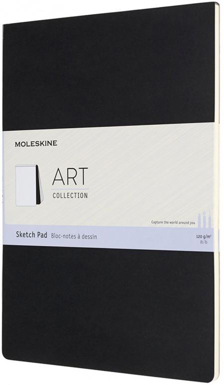 Moleskine Art A4 Sketch Pad - Black