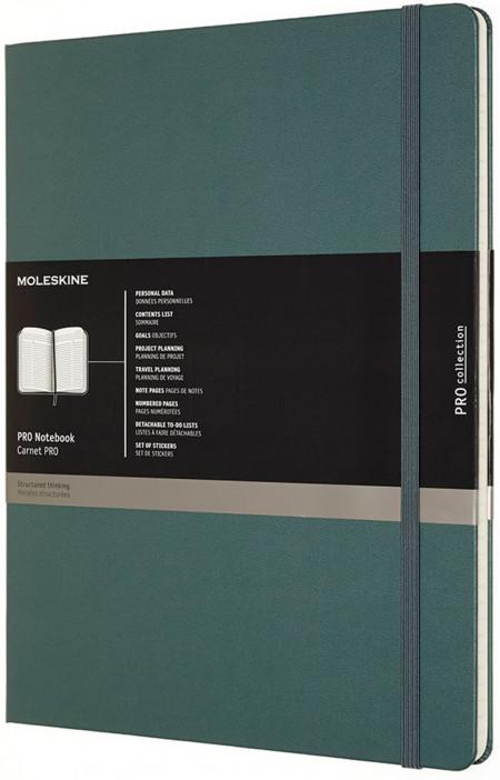 Moleskine Pro Hardback Extra Extra Large Notebook - Assorted