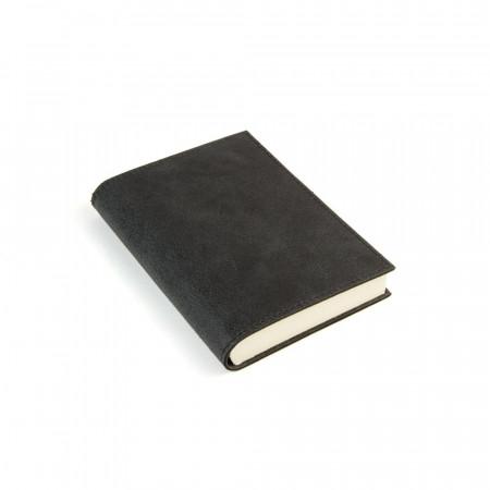 Papuro Capri Leather Journal - Black - Small