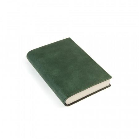Papuro Capri Leather Journal - Green - Small