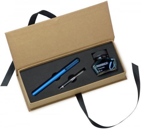 Parafernalia Divina Fountain Pen Gift Set - Blue
