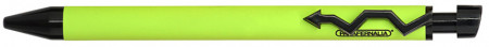 Parafernalia Hollywood Flash Ballpoint Pen - Green