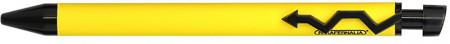 Parafernalia Hollywood Flash Ballpoint Pen - Yellow