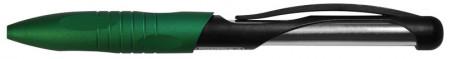 Parafernalia Kabrio Capless Rollerball Pen - Green Flag